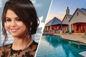 Selena Gomez lüks malikanesini satıyor!