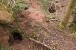 Bu tavşan deliğinden 700 yıllık gizemli bir mağaraya gidiliyor!
