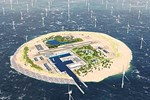 Kuzey Denizi'ne özel yapay ada!