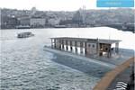 Karaköy İskelesi'nin yeni hali böyle olacak!