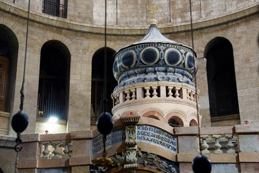 Hristiyanların kutsal mekanı restore edildi