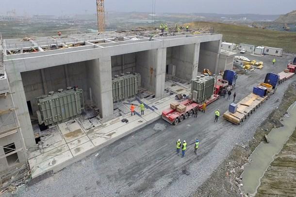 3. Havalimanı'na  Türkiye'nin ilk 'Enerji Merkezi' kuruluyor!