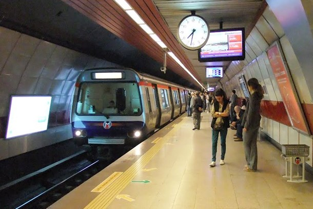 Üsküdar-Ümraniye-Çekmeköy metrosunda geri sayım başladı!