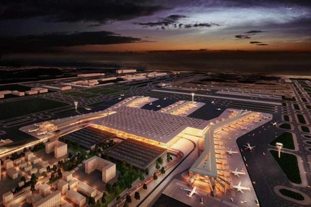 Dev proje 3. Havalimanı Malta'dan yüzlerce kat büyük olacak!