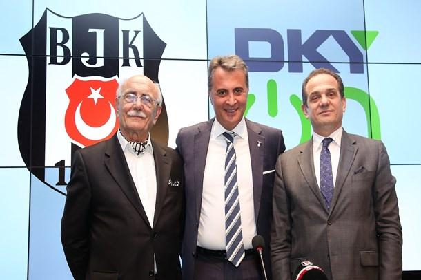 Beşiktaş'ın ilk 11'i DKY ON'da!