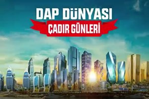 DAP çadır günlerinde yüzde 25 indirim fırsatı!