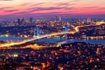 NASA astronotu uzaydan İstanbul'u çekti!