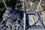 Temeli 3 yıl 8 ay önce atılmıştı! Çamlıca Camii için geri sayım başladı!