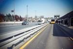 İBB'den metrobüs yoluna yeni bariyerler!