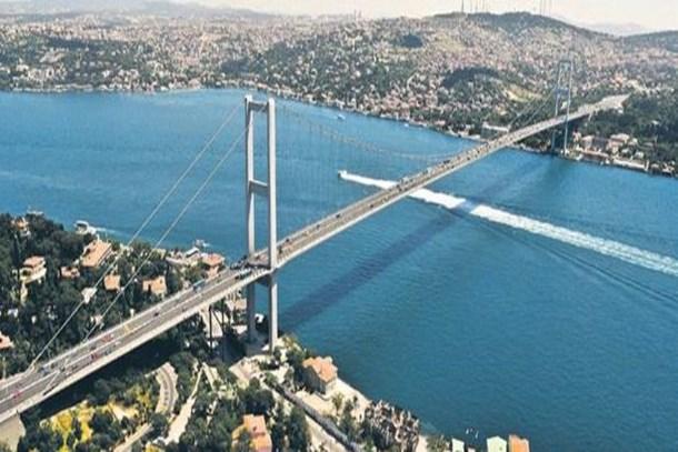 Destan yazılan köprüde serbest geçişler 15 Temmuz'da başlayacak