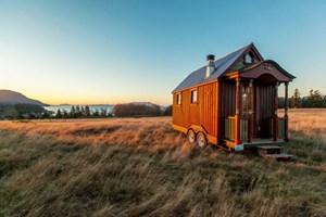 10 metrelik karavan ev görenleri şaşkına çevirdi