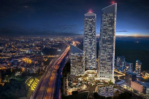 Skyland İstanbul ile ofis anlayışı değişiyor!