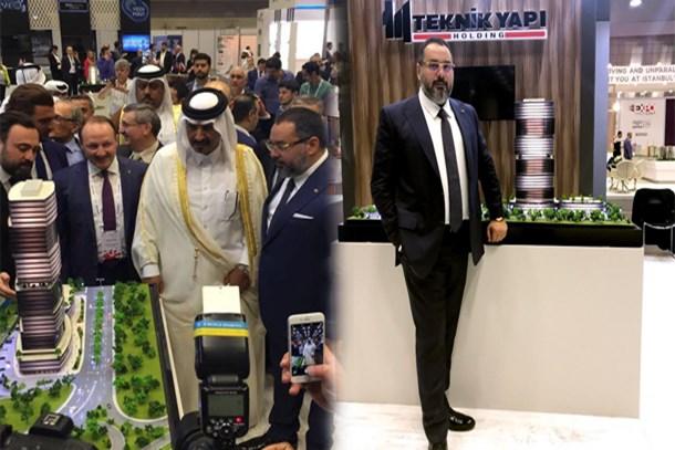 Teknik Yapı'dan Katar'da 20 milyon liralık ön satış sözleşmesi