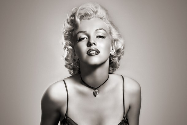 Efsane yıldız Marilyn Monroe'nun evi satılıyor!