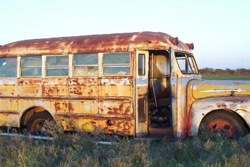 Eski otobüs muhteşem bir eve dönüştü