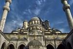 352 yıl önce açıldı! Yani Cami'de restorasyon sürüyor!