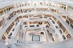 Gösterişli kütüphaneler görenleri hayrete düşürüyor!