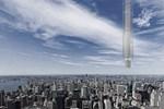 İşte dünyanın ilk gökten inen binası: Analemma