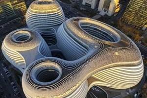 Ünlü mimar Zaha Hadid'in bıraktığı 10 muhteşem yapı!