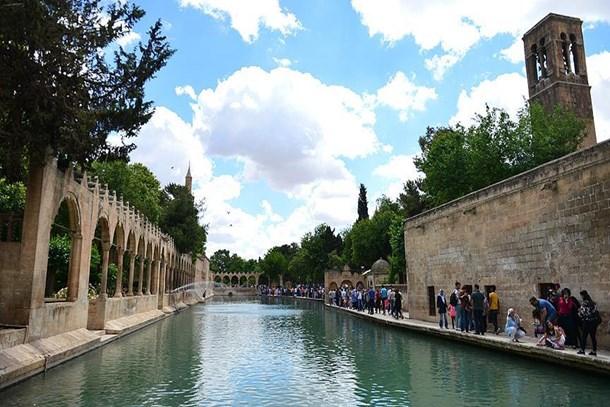 Güneydoğu Anadolu'da turizm bereketi!