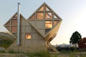 Bu evler mimarlık harikası!