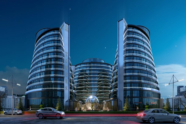 Kocaeli'nin yeni gözdesi 262 Towers satışta!