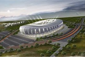 Ordu'nun yeni stadında inşaat başladı!