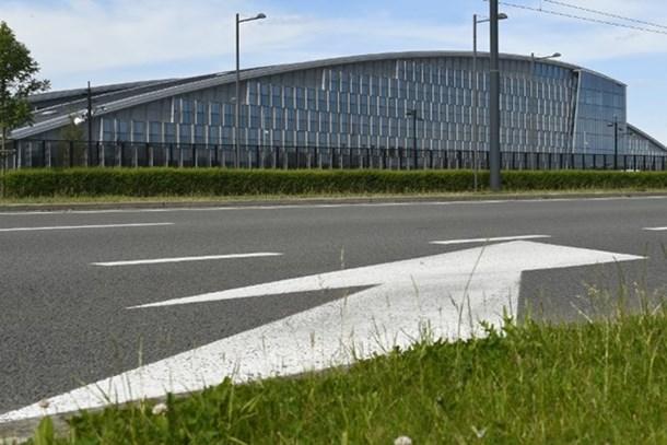 1.1 milyar Euro'luk yeni karargah!
