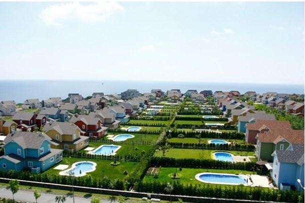 Sun Flower Evleri'nde 1.8 milyon TL'ye satılık!