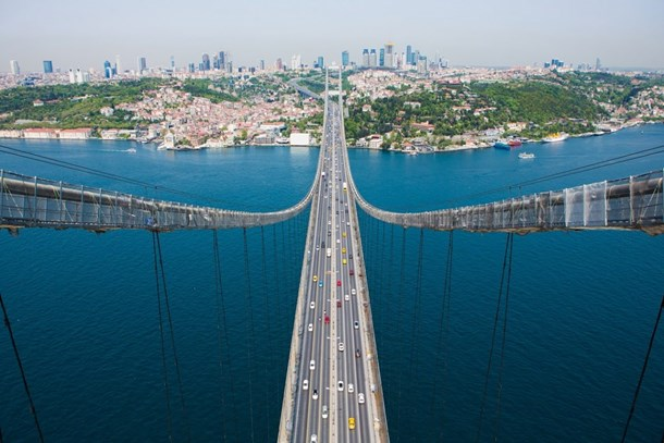 İstanbul'a 112 milyar TL'lik ulaşım yatırımı!
