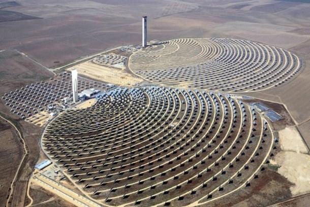 Dünyanın en büyük santrali Abu Dhabi'ye yapılacak