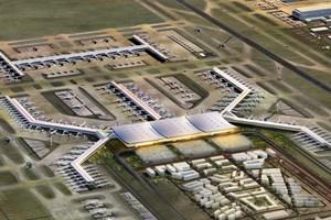 İstanbul Yeni Havalimanı'na ilk uçak indi