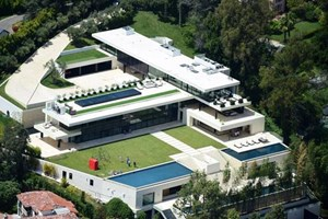 Beyonce'tan evine benzersiz konsept!