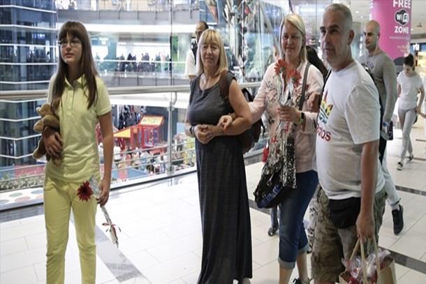 Ukraynalı turistler Türkiye'ye akın etti