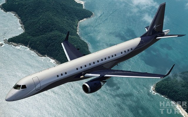 5300 mil menzile sahip olan jetler, kalabalıktan uzak durmak isteyen multimilyarderler için özel...