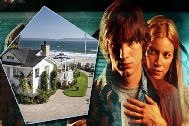 Ünlü oyuncu Kutcher'ın muhteşem evi!