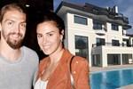 İşte ünlü çiftin yeni evi! Onlara da komşu oldular