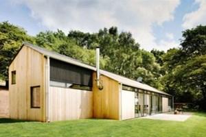 İngiliz mimar tavuk çiftliğini lüks bir otele çevirdi!