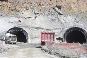 Ovit Tüneli 2018'e kalmadan açılacak