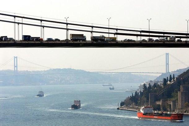 Köprü ve otoyol geliri 570 milyon lirayı geçti