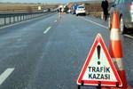 Trafik kazaları büyük oranda azaldı!