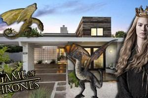 Game of Thrones oyuncusu evini satıyor!