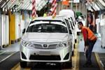 Toyota üretime ara verdi!
