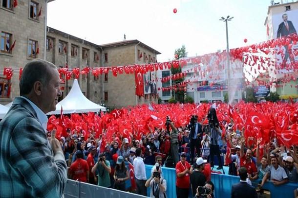 Erdoğan yeni yatırım müjdelerini verdi!