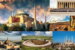 Türkiye'nin en değerli 10 mimari eseri
