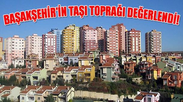 Başakşehir'in taşı toprağı değerlendi!