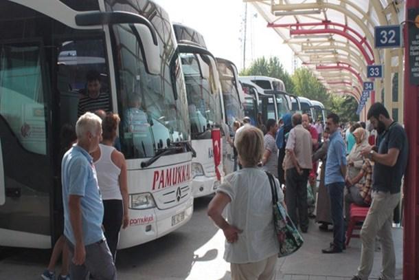 Otobüs biletine bayram zammı yok!