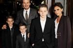 Beckham ailesinin muhteşem ötesi evi!