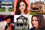 İşte ünlülerin çocukluk evleri!
