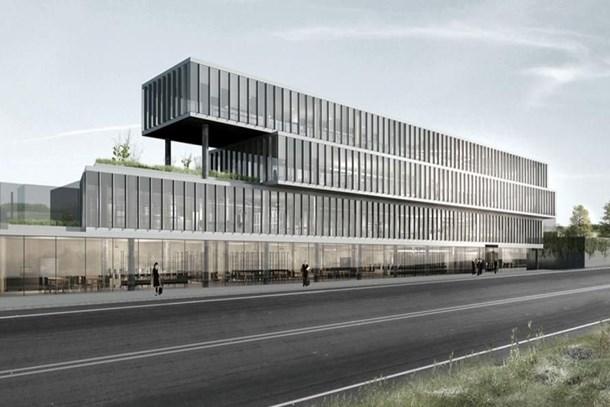 Metal Yapı'dan Kemer Ofis projesi!
